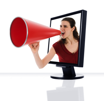 Monitor Megaphone